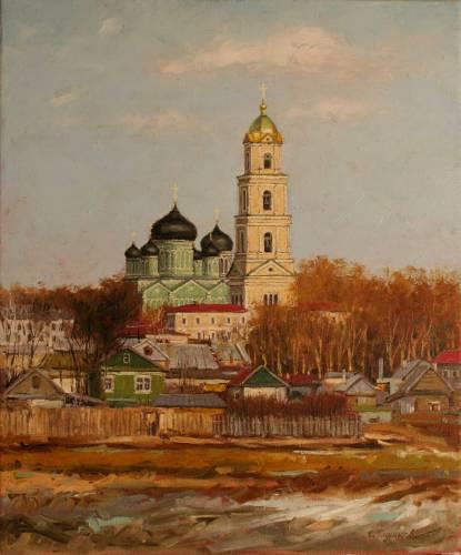 Сергей Глушков. Дивеево.Троицкий собор