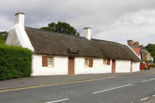 Дом, в котором родился Бёрнс