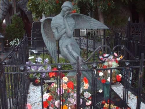 Могила Авиловой