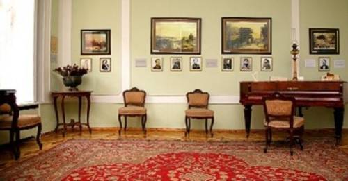 Тбилиси. Музей Бараташвили