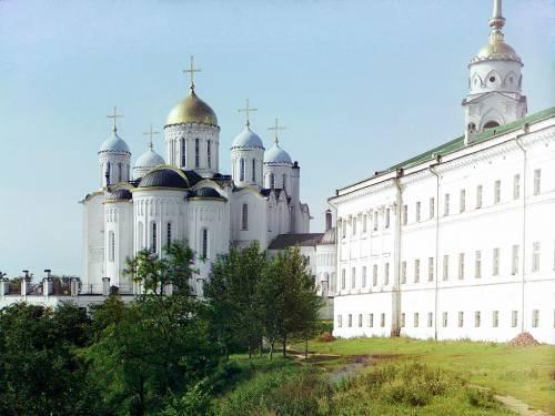 Успенский собор во Владимир