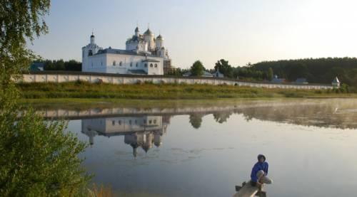 Смоленская область.Свято-Троицкий Болдин монастырь