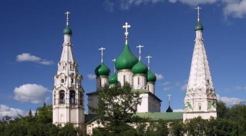 Ярославль. Церковь Илии Пророка