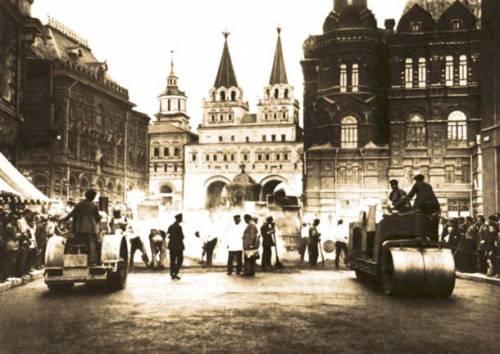Восресенские ворота (1929)