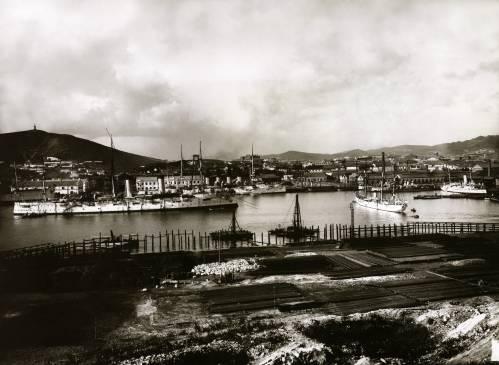 Порт-Артур, Тихоокеанская эскадра
