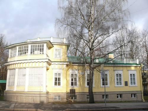 Дом Китаева